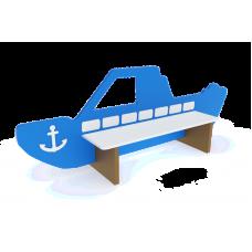 Скамья детская Яхта МФ 415