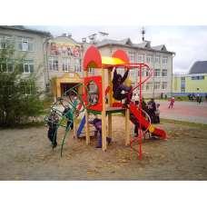 Детский игровой комплекс «Играйте с нами» ДИК 104