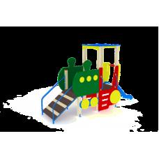 Детский игровой комплекс «Паровозик» ДИК 1001 H=750