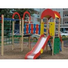 Детский игровой комплекс «Рада» ДИК 203