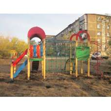 Детский игровой комплекс «Рада» ДИК 207