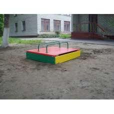 Песочница с крышкой ИО 513