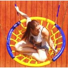 Качели-гнездо (диаметр 1,0 метра)