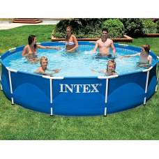 Бассейн каркасный Intex 28210 Metal Frame Pool, 366х76 см