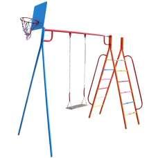 Уличный детский спорткомплекс ДАЧА-А