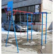 Уличный детский спорткомплекс ДАЧА-П