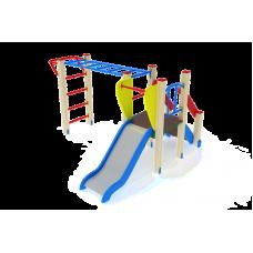 Детский игровой комплекс «Карапуз» ДИК 002 H=750