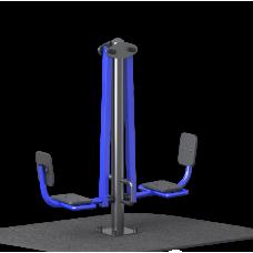 Жим ногами сдвоенный ARMS032