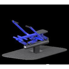Гребной тренажер ARMS056