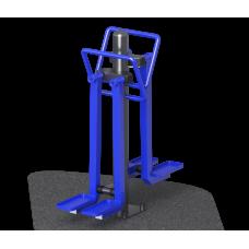 Тренажер Разведение ног (двойной) ARMS074