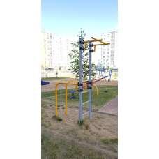 Спортивный комплекс РОМАНА Брусья