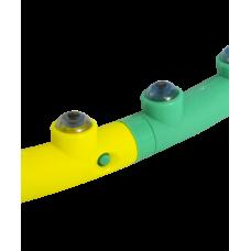 Обруч массажный разборный 98 см hh-102