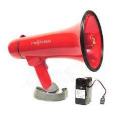 Красный электромегафон РМ-20СЗ