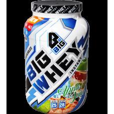 Сывороточный протеин BIG WHEY Apple Juicy 900 гр. (28 порций)