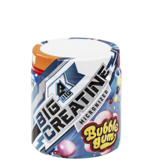 Креатин моногидрат BIG Bubble Gum 150 гр (30 порций)