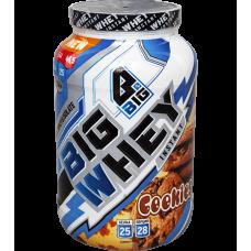 Сывороточный протеин BIG WHEY Cookies 900 гр. (28 порций)