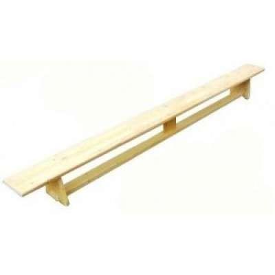 SK Скамья гимнастическая с деревянными ногами