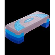 Степ-платформа sp-202 80х30х10,5 см, 3-х уровневая