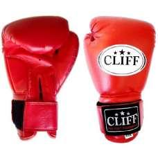 Перчатки бокс CS-365 CLUB PVC красные