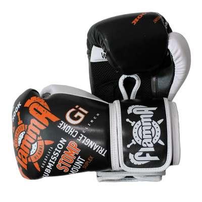 Перчатки для бокса FLAMMA HOOK