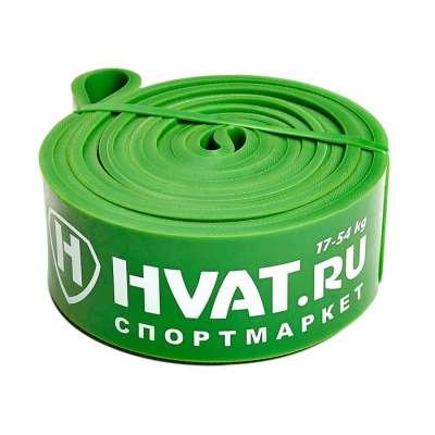 Зеленая резиновая петля HVAT (17-54 кг)
