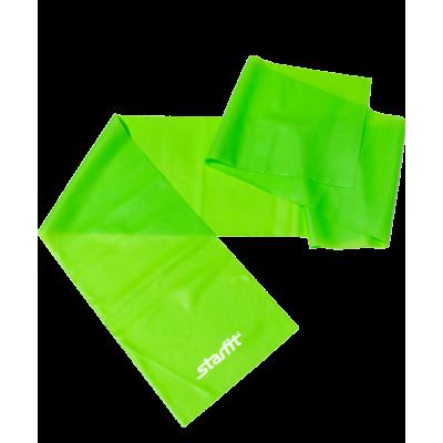 Эспандер ленточный ES-201 1200х150х0,35 мм, зеленый
