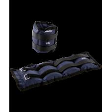 Утяжелители WT-401 2 кг, темно-серый