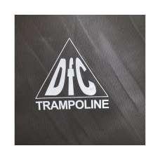 Батут DFC Trampoline Fitness 6 футов б/сетки (183см) 6FT-TRBL