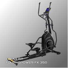 Эллиптический тренажер Clear Fit FoldingPower FX 350 складной