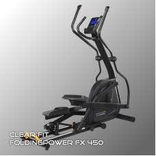 Эллиптический тренажер Clear Fit FoldingPower FX 450 складной