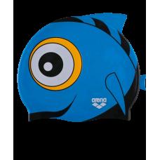 Шапочка для плавания AWT Fish, силикон