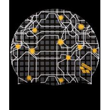 Шапочка для плавания Print 2, силикон