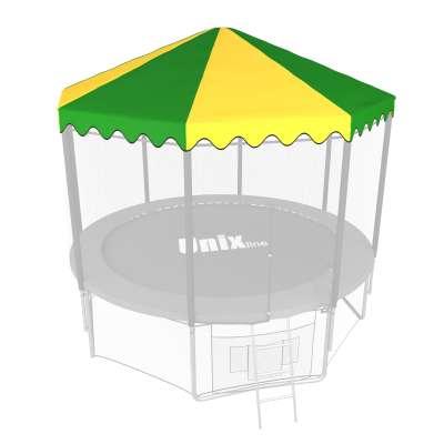 Крыша для батута unix 8 ft
