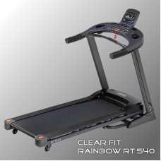 Беговая дорожка - Clear Fit Rainbow RT 540