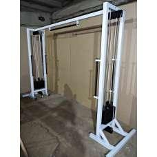 Кроссовер двойная блочная рамка CS стек 2*90 кг