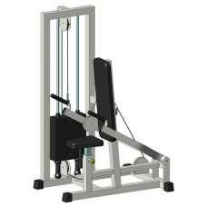 Трицепс-машина CS, стек 100 кг.
