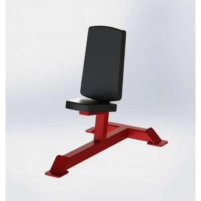 CS-X Скамья-стул для жима сидя, усиленная