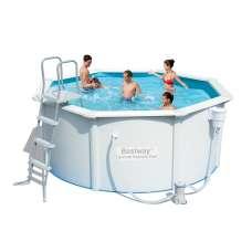 Каркасный бассейн Bestway Hydrium Pools 56563 (круг) 3,0х1,2м