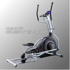 Эллиптический тренажер — Clear Fit CrossPower CX 300