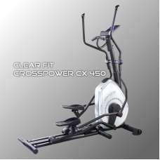 Эллиптический тренажер — Clear Fit CrossPower CX 450