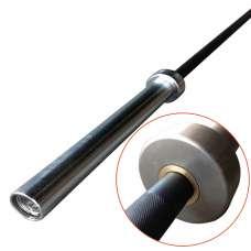 Гриф для штанги 50 мм 2200 мм, до 350 кг, без замков