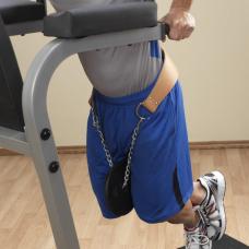 Ремень Body Solid для подвешивания отягощений к поясу