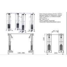 AR089.4х2200 Биотонус-4 (стек 4х75 кг)