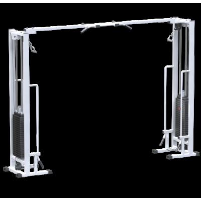 AR082.2х100 Кроссовер на базе реабилитационной рамы (стек 2х100кг)