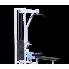 Комбинированная тяга грузоблочная (стек 100кг) AR046