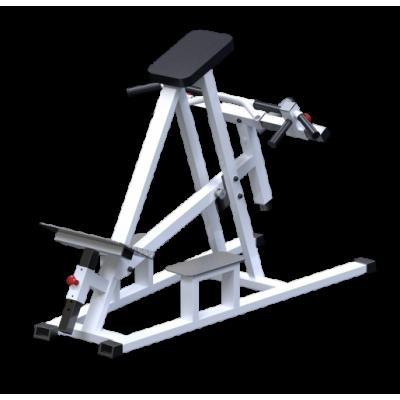 AR021 Т-тяга в наклоне с упором