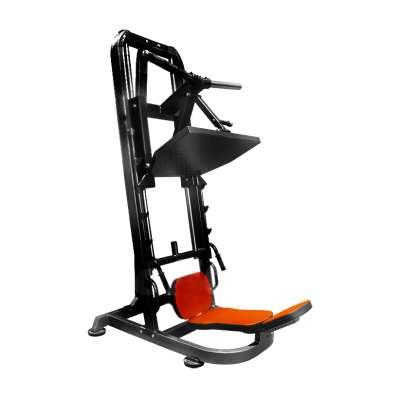 Силовой тренажер GM-004 на свободных весах Жим ногами вертикальный