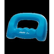 Гантель виниловая STARFIT DB-103