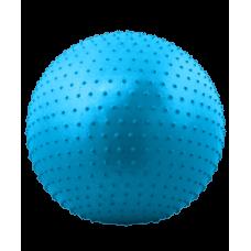 """Мяч гимнастический массажный """"Антивзрыв"""" GB-301 (синий, фиолетовый)"""