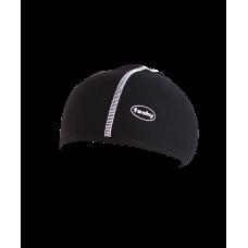 Шапочка для плавания (полиэстер) Thermal Swim Cap Long 3258-20 (черный)